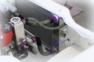 autóhűtő tuning
