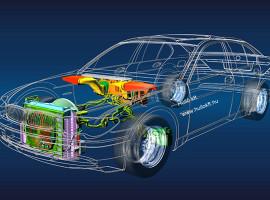 Autó hűtő javítás