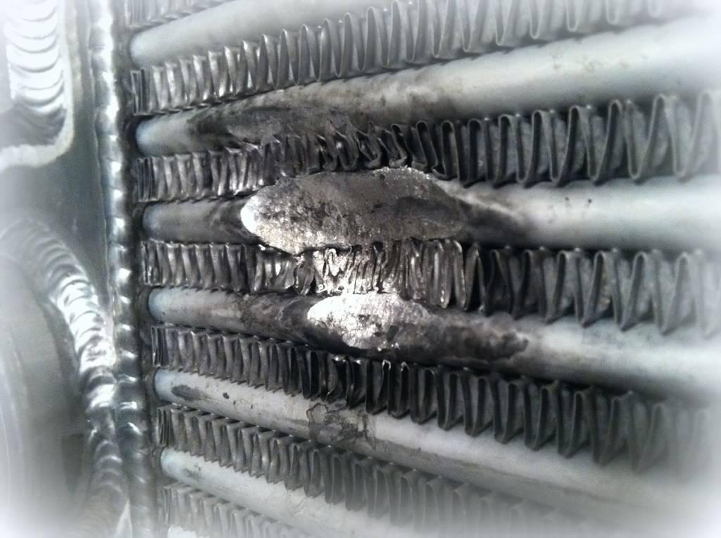Klímahűtő javítás